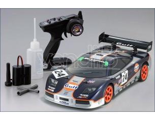 Kyosho 31398S FAZER MCLAREN F1 GTR 1995 1:10 GP 4WD 2.4GHZ Radiocomando SCATOLA ROVINATA