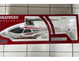 Multiplex 213001 Funcopter (con motore) Lite Machines SCATOLA ROVINATA