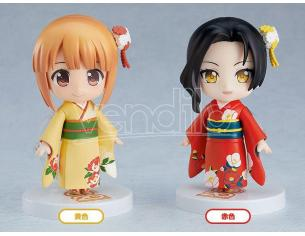Nendoroid More 4-pack Parts For Nendoroid Figures Dress-Up Coming Of Age Ceremony Furisode Good Smile Company