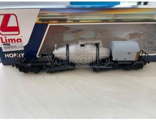 Lima 6045 Carro Torpedo 10 Assi Modellismo SCATOLA ROVINATA