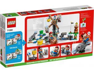 LEGO SUPER MARIO 71390 - L'ABBATTIMENTO DEI REZNOR - PACK DI ESPANSIONE