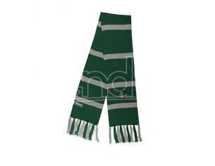 Harry Potter Sciarpa per Costume Adulto Serpeverde Verde e Grigia Distrineo