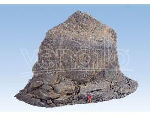 Noch 58454 Roccia 19x15x21 cm Modellismo Ferroviario SCATOLA ROVINATA