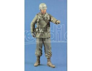Verlinden 471 Us Airborne General WWI 120 mm SCATOLA ROVINATA