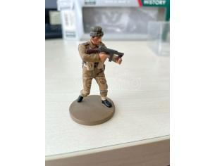 Commando Britannico Brigata di Servizio Speciale Oryon Collection SCATOLA E PRODOTTO ROVINATO