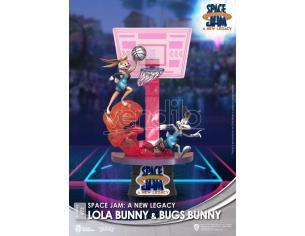 Space Jam: A New Legacy D-Stage PVC Diorama Lola Bunny & Bugs Bunny Standard Ver. 15 Cm Beast Kingdom Toys