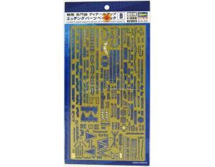 Hasegawa QG16 Scala 1/350 Fotoincisioni IJN Battaglia Navale Nagato