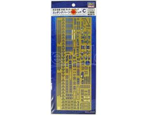 Hasegawa QG28 Scala 1/350 IJN Fotoincisioni Portaerei Akagi