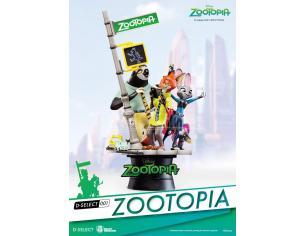 Zootopia D-Select PVC Diorama 16 Cm Beast Kingdom Toys