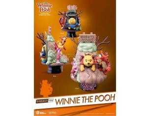 Winnie The Pooh D-Select PVC Diorama 14 Cm Beast Kingdom Toys