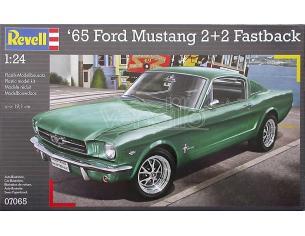 Revell 07065 65 FOR MUSTANG KIT 1:24 Modellino