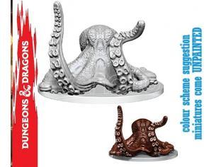 Wizbambino Wizbambino Um Gigante Octopus Miniature E Modellismo