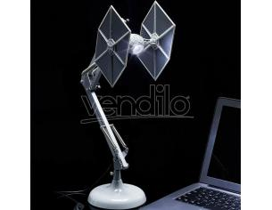 Star Wars Tie Fighter Posable Desk Lampada 60 Cm Paladone Products