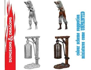 Wizbambino Wizbambino Um Hanging Cage Miniature E Modellismo