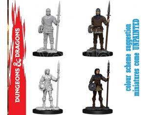 Wizbambino Wizbambino Um Guards Miniature E Modellismo