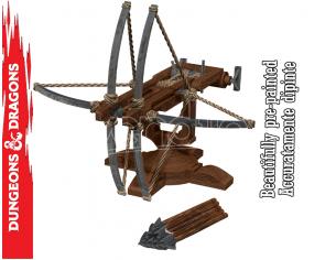 Wizbambino Wizbambino 4d War Machines: Ballista Mini Figura
