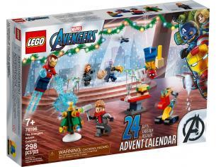 LEGO SUPER HEROES 76196 - CALENDARIO DELL'AVVENTO SUPER HEROES