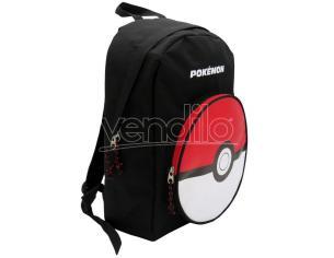 Pokemon Pokeball Regolabile Zaino 42cm Cyp Brands