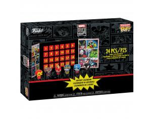 Marvel Funko Pocket POP Vinile Figura Calendario dell'Avvento 2021