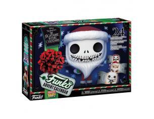 Nightmare Before Natale Pocket Funko Pop Vinile Figura Calendario Dell'avvento