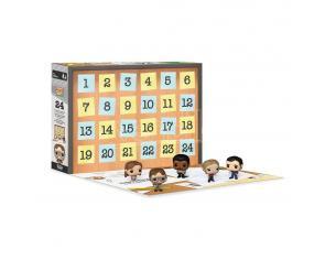 The Office US Pocket Funko POP Vinile Figura Calendario dell'Avvento