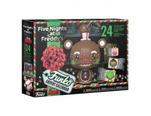 Five Nights At Freddy's Pocket Funko POP Vinile Figura Calendario dell'Avvento