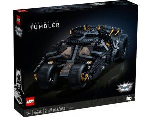 LEGO DC BATMAN 76240 - IL CAVALIERE OSCURO: TUMBLER