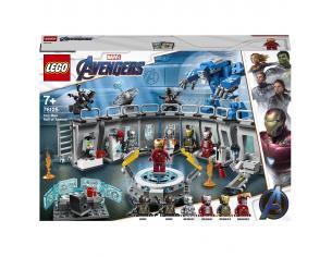 LEGO SUPER HEROES 76125 - SALA DELLE ARMATURE DI IRON MAN