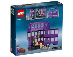 LEGO HARRY POTTER 75957 - AUTOBUS NOTTETEMPO