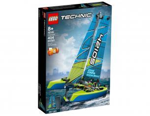 LEGO TECHNIC 42105 - CATAMARANO