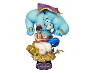 Disney Class Series D-Stage PVC Diorama Aladdin New Version 15 Cm Beast Kingdom Toys
