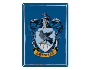 Harry Potter Tin Sign Corvonero 21 X 15 Cm Half Moon Bay