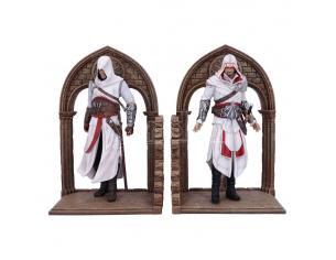 Assassin's Creed Bookendsaltair E Ezio 24 Cm Nemesis Now