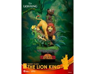 Disney Class Series D-stage Pvc Diorama Il Re Leone New Version 15 Cm Beast Kingdom Toys