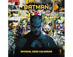 BATMAN COMICS 2022 CALENDAR CALENDARIO DANILO