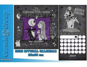 Nightmare Before Natale 2022calendar Calendario Danilo