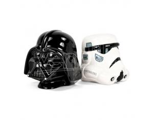 Star Wars Bookends Stormtrooper E Vader 15 Cm Half Moon Bay