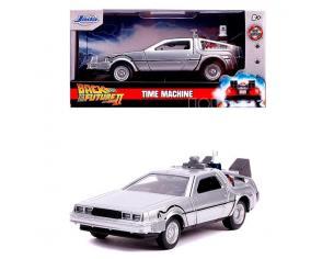 Ritorno Al Futuro Dlorean Macchina Del Tempo Metal Car Jada Toys