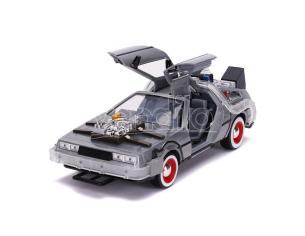 Ritorno Al Futuro 3 Dlorean Car Jada Toys