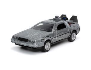 Ritorno Al Futuro Delorean Car + Figura Set Jada Toys