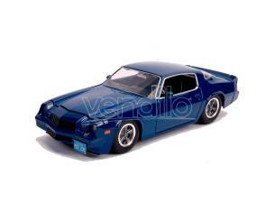 Stranger Things Chevy Camaro 1979 Z28 metal car + coin set Jada Toys