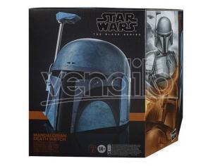 Star Wars Mandalorian Death Watch Electronic Casco Replica Hasbro