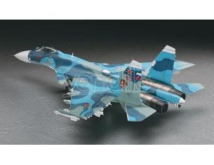 HASEGAWA 1565 SU-33 FLANKER D 1:72 KIT Modellino