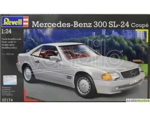 Revell 07174 MERCEDES BENZ 300 SL-24 COUPE' 1:24 Kit Modellino