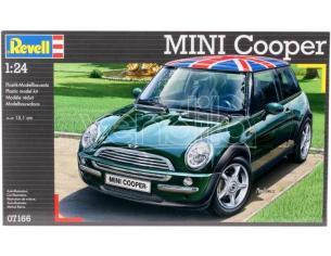 Revell 07166 MINI COOPER 1:24 Kit Modellino