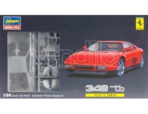 HASEGAWA Hobby Kits 20230 FERRARI 348 TB 1:24 KIT Modellino