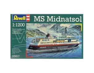 Revell 5817 MS MIDNATSOL 1:1200 Kit Militari  Modellino