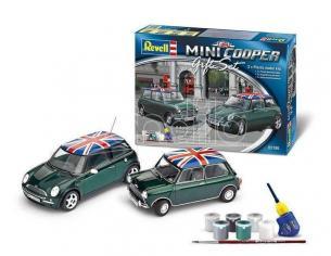 Revell 05795 MINI COOPER KIT 1:24 Modellino