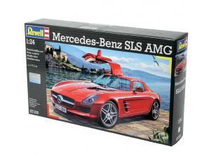 Revell 07100 MERCEDES BENZ SLS AMG 1:24 Kit Modellino