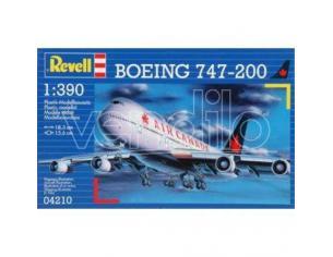 REVELL 04210 BOEING 747-200 1:390 KIT Modellino